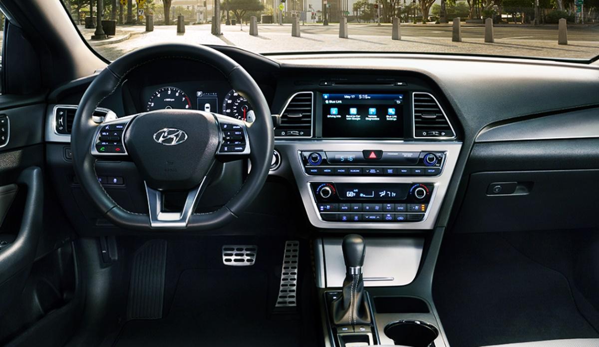 2023 Hyundai Sonata Interior Design