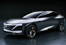 2023 Nissan Maxima EV Model