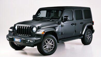 Jeep Wrangler 2023 Redesign
